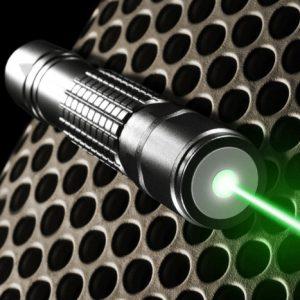 Láser verde Astronomía Láseres